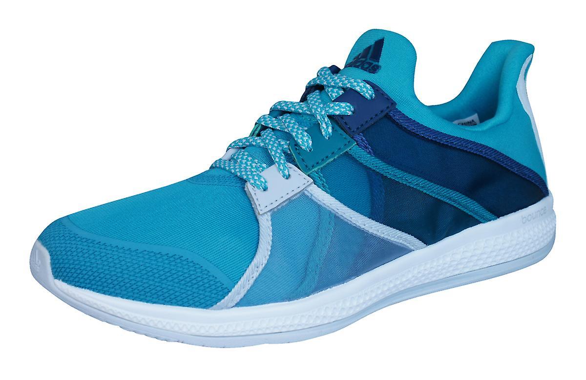 mero La selva amazónica embrague  adidas Gymbreaker Bounce Womens Fitness Trainers / Shoes - Blue | Fruugo US