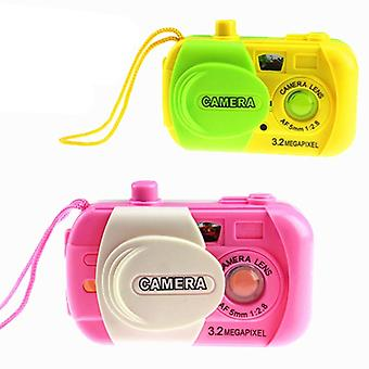 Learning Study Educational Toy- Projection Camera Unisex