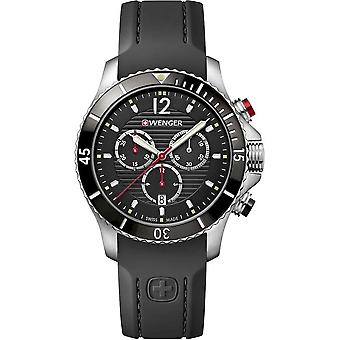 Wenger Heren Watch Seaforce Chrono 01.0643.108