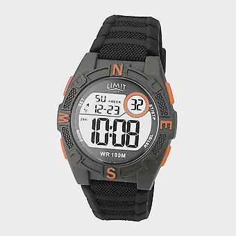 New Limit Unisex Digital Watches Grey