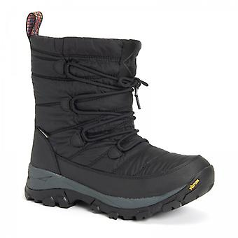 Muck Boots Arctic Ice Ag Nomadic Ladies Waterproof Boots Black