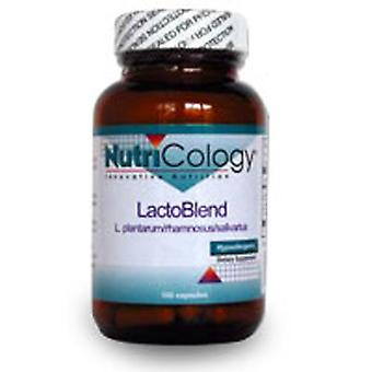Nutricology/ Allergy Research Group LactoBlend, 100 VCaps