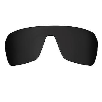 الاستقطاب عدسات استبدال ل تجسس البصريات فلين النظارات الشمسية المضادة للخدش الأسود