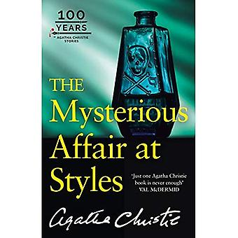 The Mysterious Affair at Styles: The 100th Anniversary Edition (Poirot)� (Poirot)