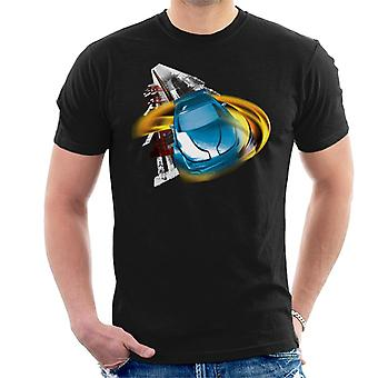 Fast and Furious Tokyo Drift Phare Blur Men-apos;s T-Shirt