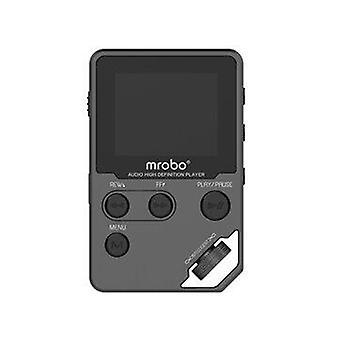 Mrobo C5 1.8 Inch TFT Screen 8GB DAC HIFI Lossless MP3 Music Player Voice