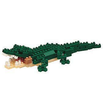Nanoblock - crocodile