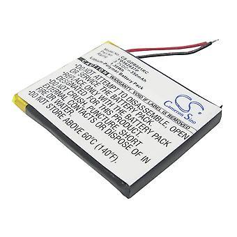 Batterij voor GoPro YD362937P ARMTE-001 ARMTE-002 Smart Wi-Fi Remote HERO3 HERO4