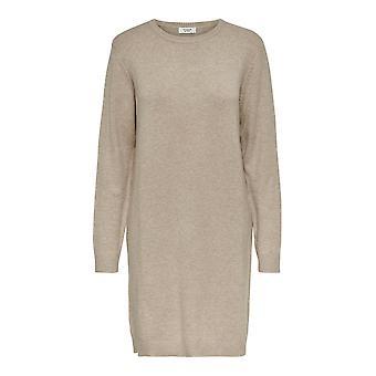 JDY naiset Pullover neuloa paita pitkähihainen mekko Sleeveed hyppääjä JDYMARCO Melange