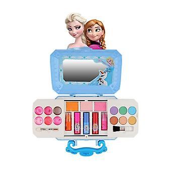 Disney Frosne Elsa Anna Cute Makeup Sæt Box
