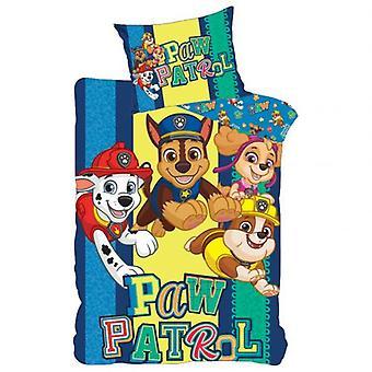 Paw Patrol Junior Duvet Set
