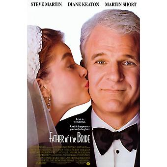 Father of the Bride Movie Poster Print (27 x 40)