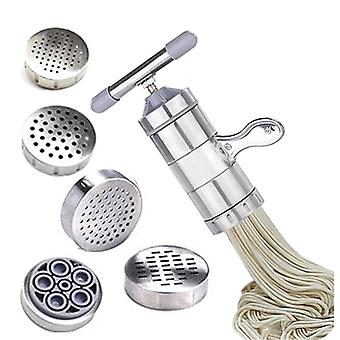 Manual Noodle Pasta Machine Crank Cutter Fruits Juicer