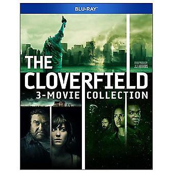 Cloverfield 3-Movie Collection [Blu-ray] IMPORTAÇÃO EUA