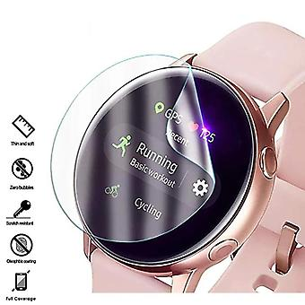Ultra-thin Protective Film, Watch Active, Soft 3d Round Edge, Screen Protector