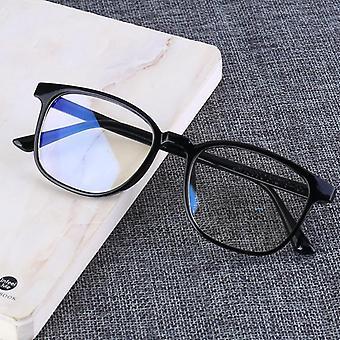 Anti Blue Light Oversized Glasses Computer Blue Blocking Gaming Glasses/men