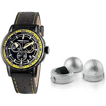 Momo design watch pilot pro chrono quarzo md2164bk-52