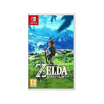 La leggenda di Zelda La leggenda di Zelda Breath of the Wild Switch
