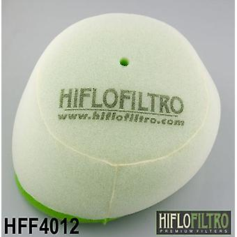 Hiflofiltro HFF4012 Air Filter Yamaha YZ125 A1 E2 F2 G2 H2 J2 K2 L2 97-20