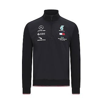 Mercedes AMG Petronas Mercedes Amg Petronas Motorsport F1™ Herren Half Zip Team Top