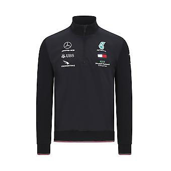 Mercedes AMG Petronas Mercedes Amg Petronas Motorsport F1™ Mens Half Zip Team Top