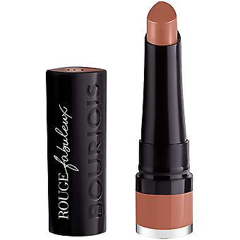 Bourjois Paris Rouge Fabuleux Lipstick - 01 Abracadabiege