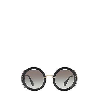 Miu Miu MU 06SS gafas de sol femeninas negras