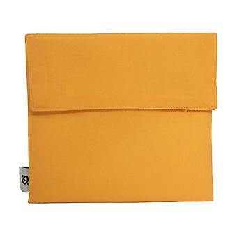 Snack bag and sandwich - Yellow - 18x15.5cm 1 unit