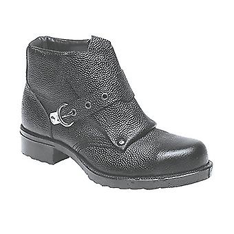 Grafters Mens British Made Quick Release Safety Boots