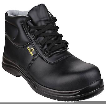 Amblers fs663 metal-free water-resistant safety boots mens