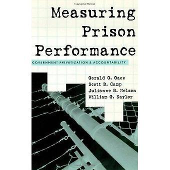 Vankilatuloksen mittaaminen - Hallituksen yksityistäminen ja Accountabi