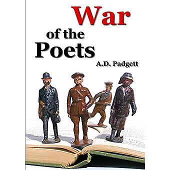 War of the Poets by A D Padgett - 9780957291935 Book