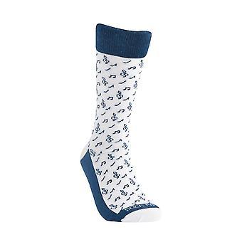 Melodické a sofistikované hudební poznámky vzor ponožky
