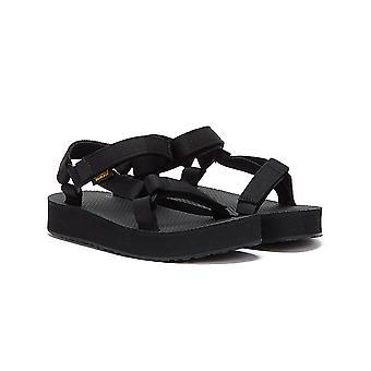 Teva Midform Universal Junior Black Sandals