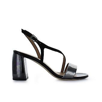 Marc Ellis Black Mid-heeled Sandal