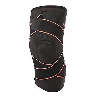Knee Pads Outdoor Sports Safety  Elastic Brace, Gym Train, Weight Bandage