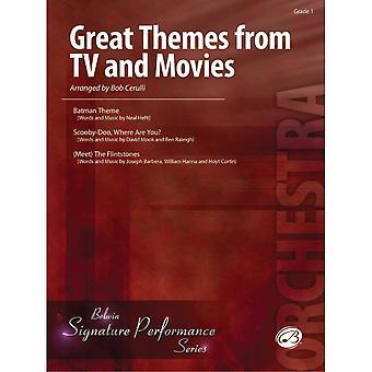 Große Themen aus TV und Filme - - 00-33992S