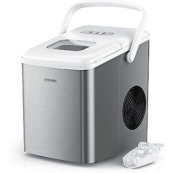 FengChun - Eiswrfelmaschine Edelstahl - Eiswrfelbereiter - Eismaschine - 2 Liter -