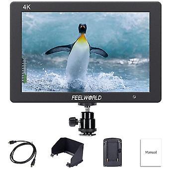 FengChun T7 7 Zoll Kamera DSLR Feldkamera Small HD Focus Video Assist 1920x1200 IPS mit 4K HDMI