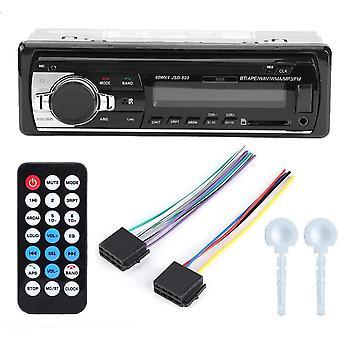 FengChun Lettore MP3 per auto, 12V LCD Lettore audio stereo vivavoce per auto Bluetooth Bluetooth