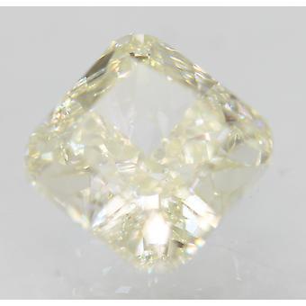 Sertifioitu 0,71 Karat I Väri VVS1 Tyyny Natural Loose Diamond 4.73x4.69mm