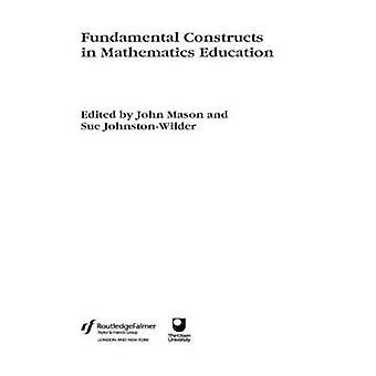 Fundamentele constructies in het wiskundeonderwijs