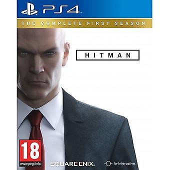 Hitman komplett första säsong PS4 spel