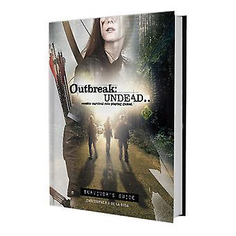 Outbreak Undead 2nd Edition: The Survival Horror Simulation RPG Survivor's Guide