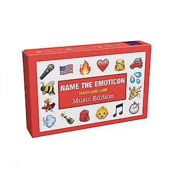 Bubblegum Stuff Name The Emoticon Card Game