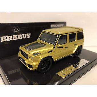 Minichamps 437032404 Brabus 850 6.0 Widestar 2016 Yellow 1:43 Scale