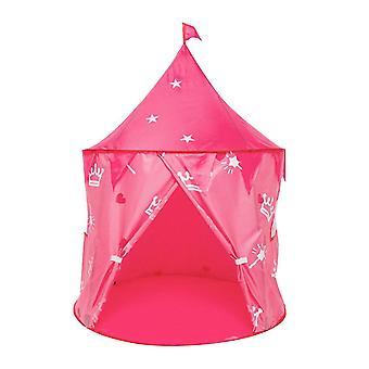1 Pc Tente de camping portable Tente Château Fournitures extérieures pour les voyages de parc