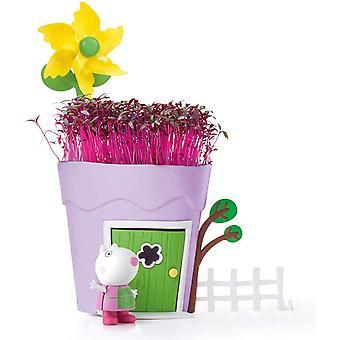 Peppa Pig PP104 Peppa Pots Sheep Kids' Animal & Insect Habitat Kits, Multi