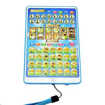 Arabski angielski Dwujęzyczny Tablet Koran Alphabet Pad