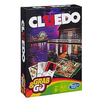 Board game Cluedo Grab&Go Hasbro (ES)